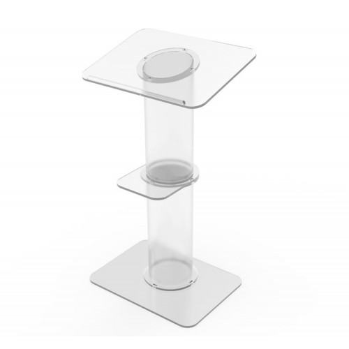 Acrylic Church Podium Pulpit Debate Conference Lectern Plexiglass ...