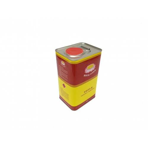 EPDM// Chloroprene Bonding Adhesive 0.8 Gal Rubber Bonding Glue Chipboard Glue
