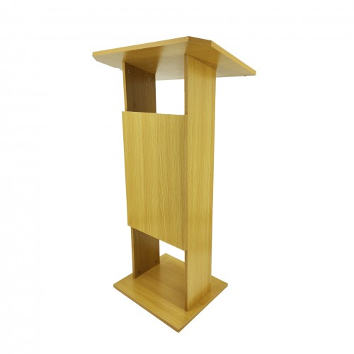 Details about  /Horizontal Logo Holder Lectern Podium Pulpit Stand Gray School//Church//Office
