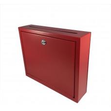 Multipurpose Donation Box Cash Mail Box Suggestion Box Collection Fundrasing
