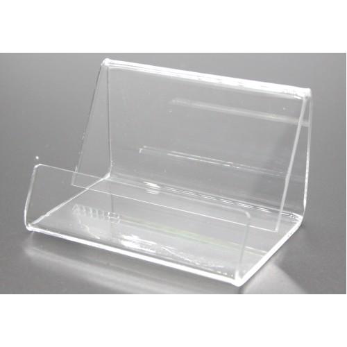 Fixture displays tabletop acrylic plexiglass lucite business card fixturedisplays tabletop acrylic plexiglass lucite business card holder 20007 colourmoves