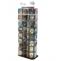 Fixture Displays® Greeting Card Postcard Rack Display High Capacity 11875