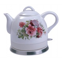Fixture Displays® Teapot, Ceramic, w/electronic heat plate, 1080 12026