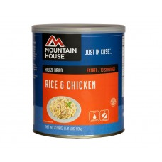 Fixture Displays 1 pcs Mountain House Rice & Chicken 16791-1PK