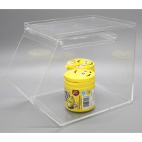 Fixture Displays®Plexiglass Lucite Clear Acrylic Nesting Candy Bulk Bin Container Box Display 19493