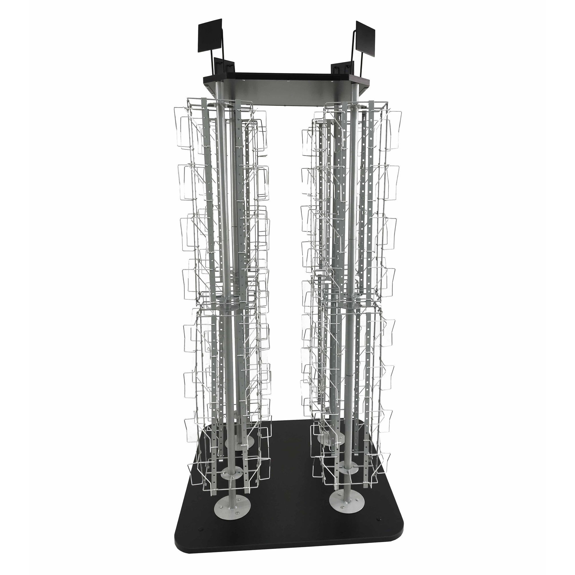 Cd dvd literaturegreeting card postcard rack display 192 pockets image is loading cd dvd literature greeting card postcard rack display m4hsunfo