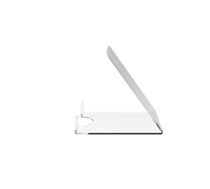 Acrylic Plate Holder Plexiglass Clear Plate Stand Dish
