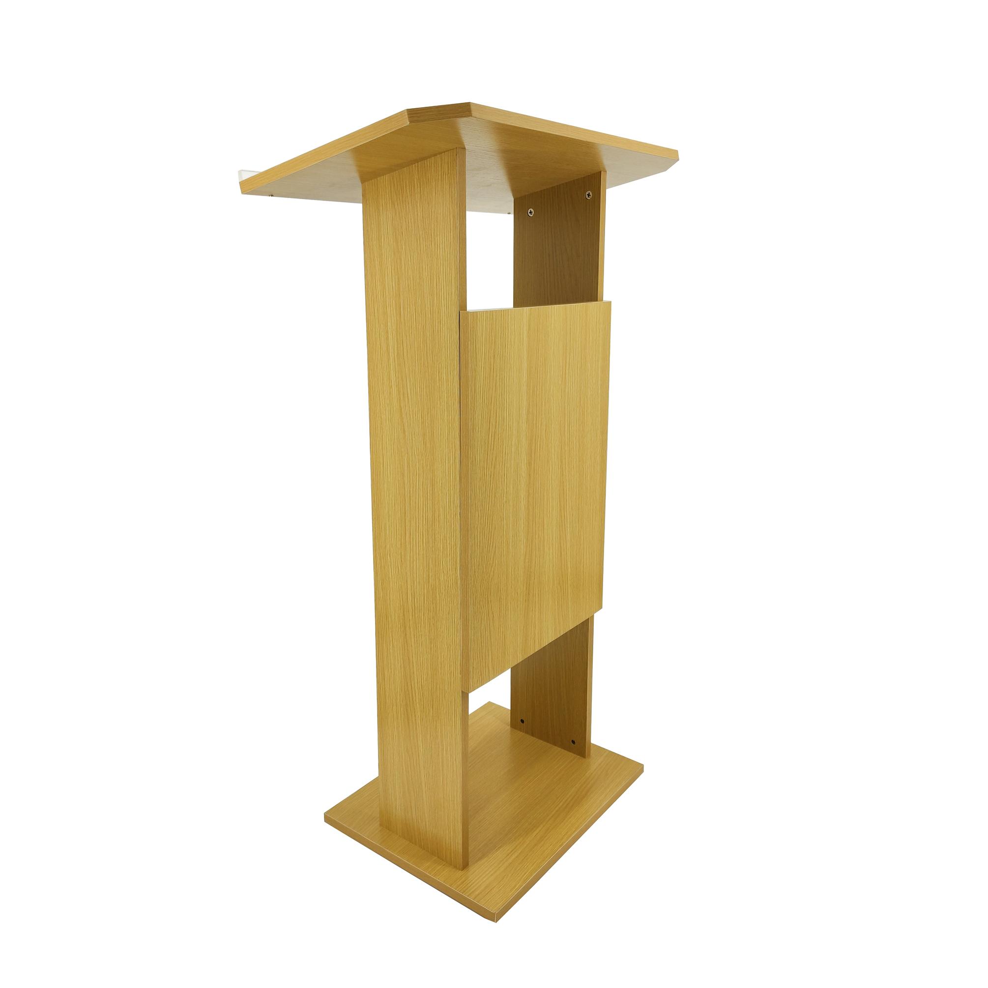 Wood Mdf Podium Church Pulpit Conference Podium Pulpit