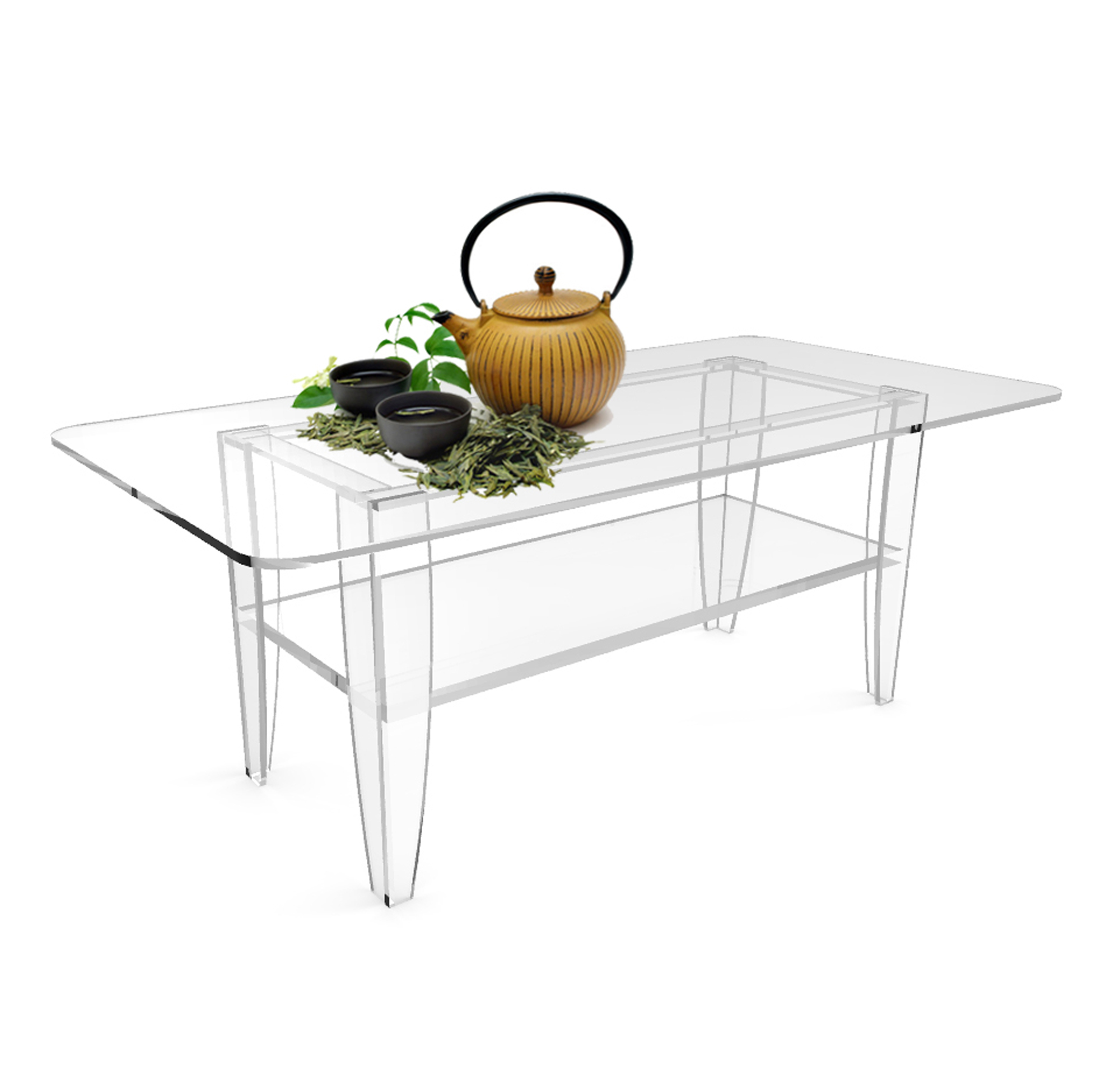 plexiglass table topper id e inspirante pour la conception de la maison. Black Bedroom Furniture Sets. Home Design Ideas