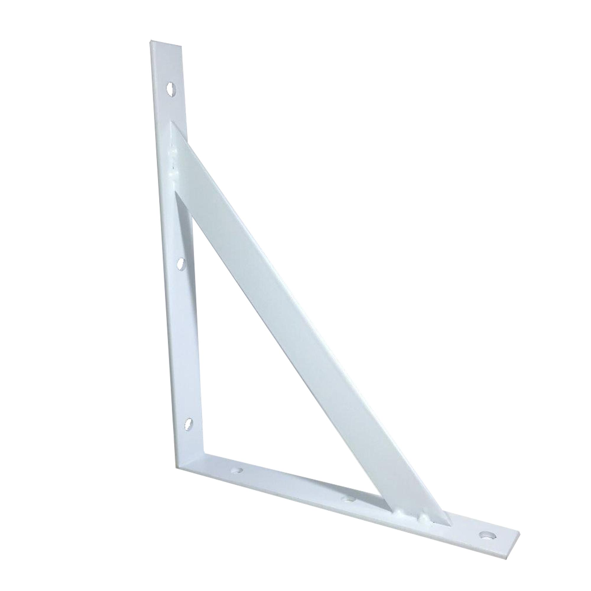 wall mount shelf bracket metal shelf hardware heavy duty bracket metal hanger 190715011306 ebay. Black Bedroom Furniture Sets. Home Design Ideas