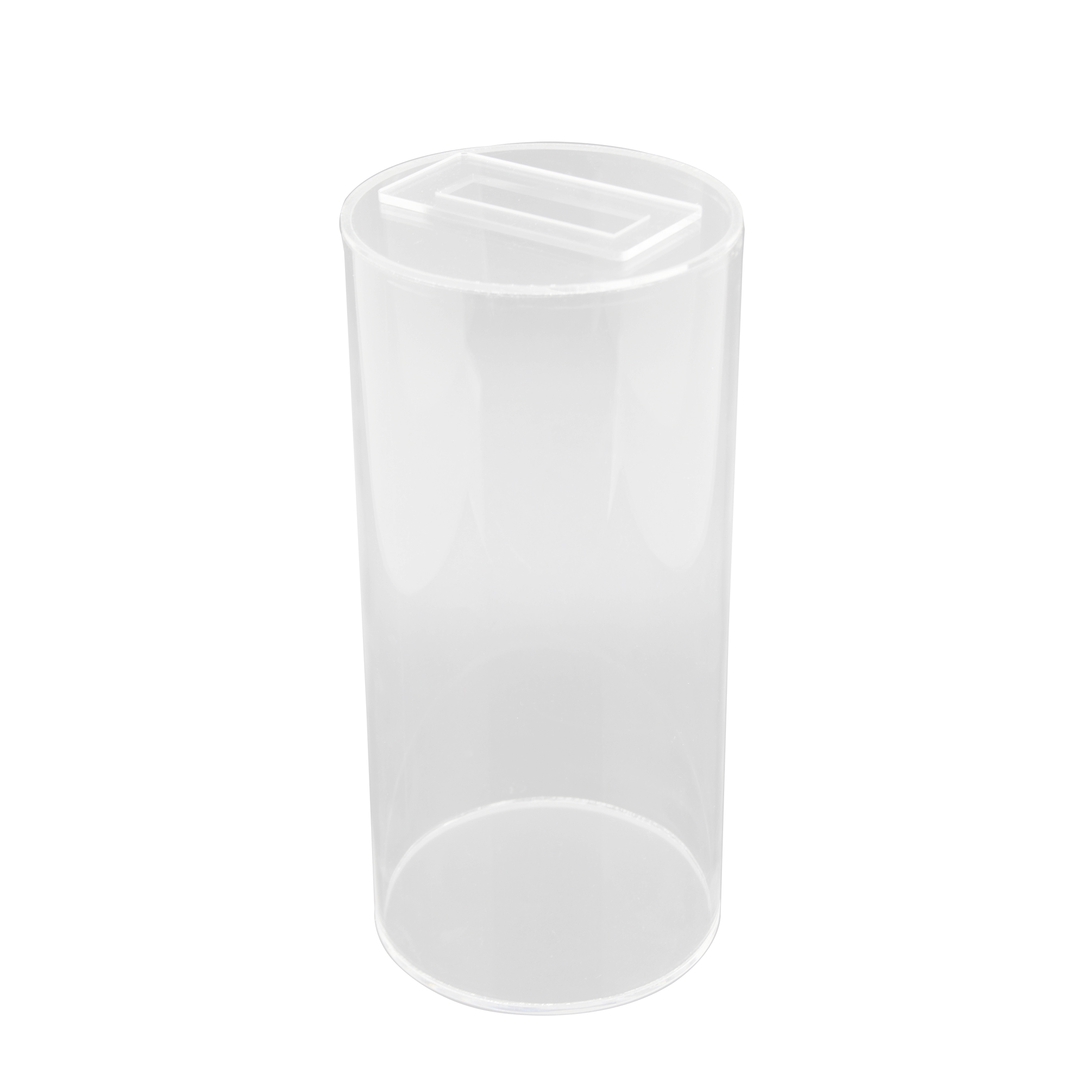 Eco container sealable acrylic clear aquarrium terrarium for Clear water fish tank