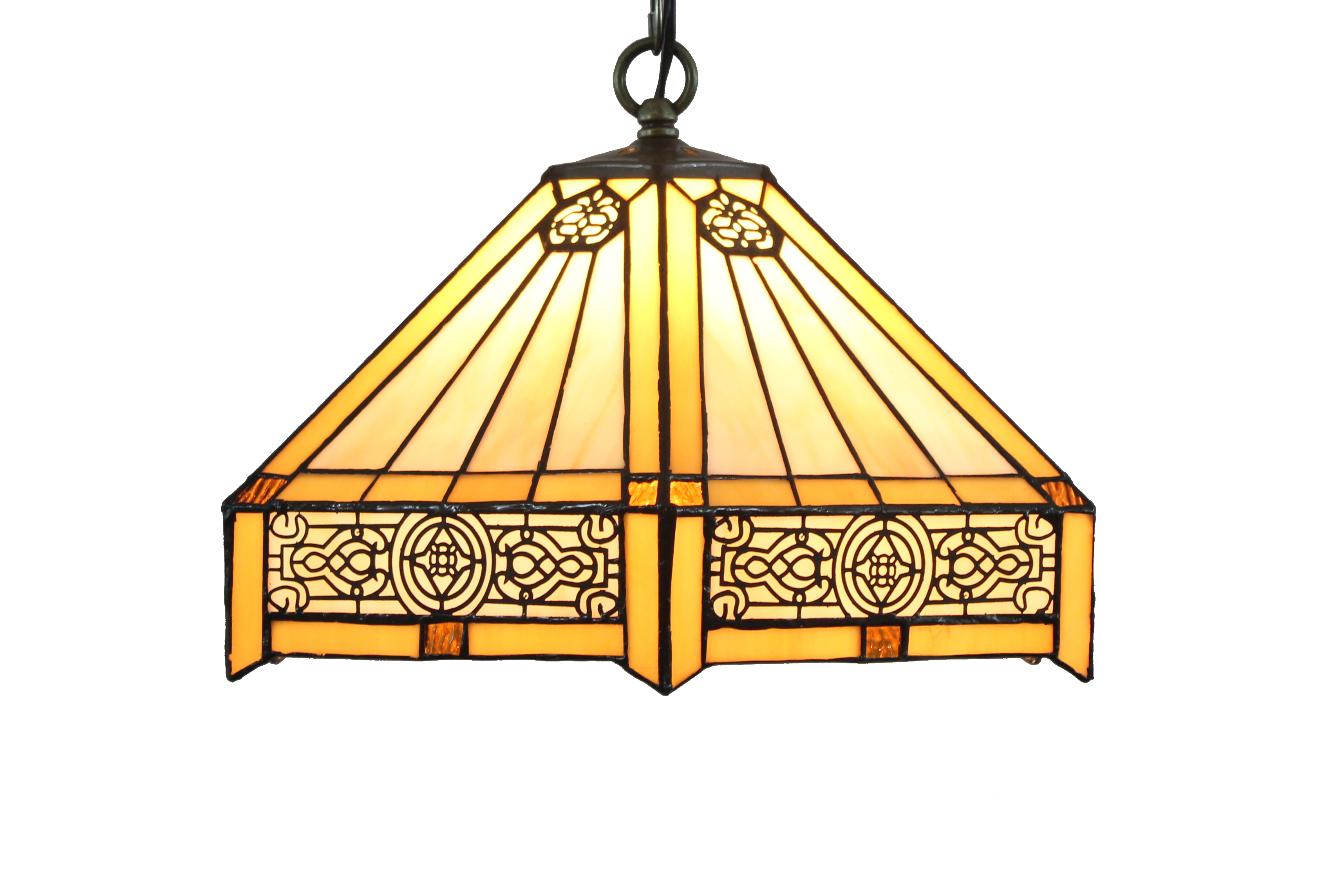 Tiffany hanging bar light stained glass island lamp ceiling pendant tiffany hanging bar light stained glass island lamp arubaitofo Images