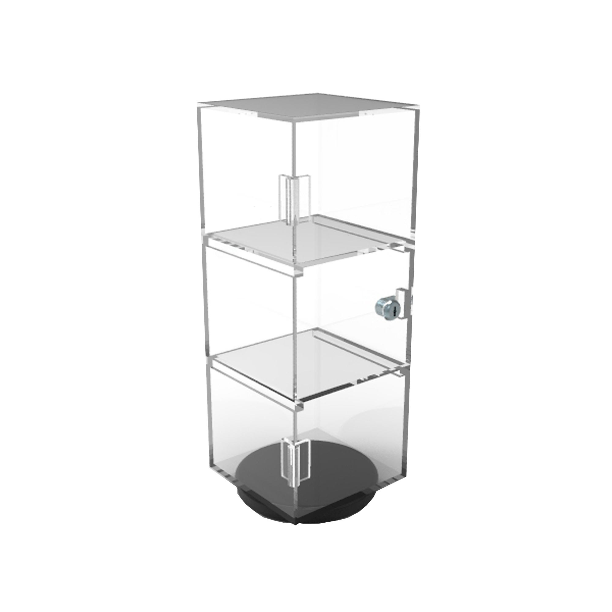clear display cabinet acrylic showcase plexiglass shelf display rh ebay com  plexiglass/acrylic display cases with shelves